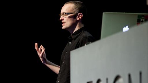 Ben Terrett at Design Indaba Conference 2013.