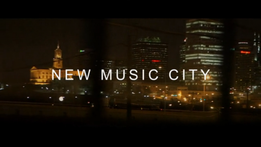 New Music City by Ben Strebel.