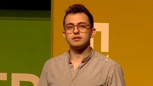 Wael Morcos at Design Indaba Conference 2013.