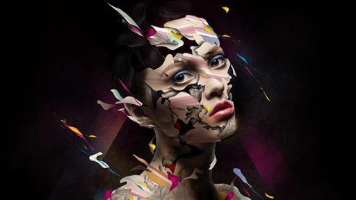 Alberto Seveso's artwork for the TEN Collection, Season 2