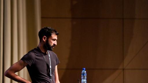 Asif Khan at Design Indaba Conference 2013