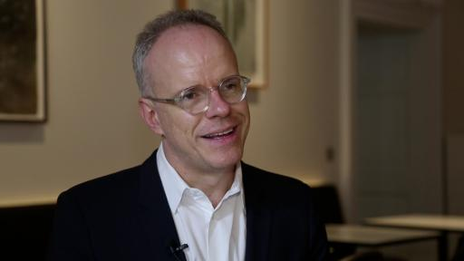 Hans Ulrich Obrist speaks to Design Indaba at AGI Open 2013 in London