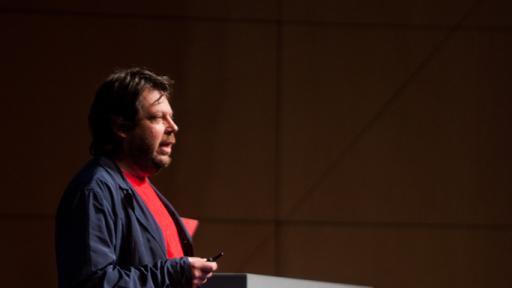 Daniel Charny at Design Indaba Conference 2013