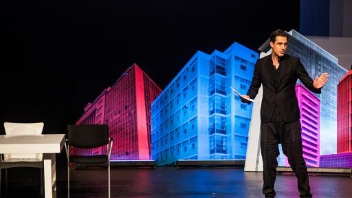 Stefan Scholten at Design Indaba Conference 2014.
