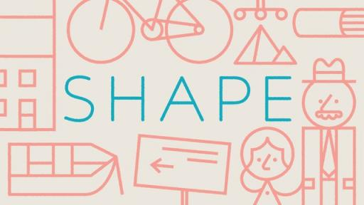 #FilmFestFridays: Shape by Johnny Kelly.