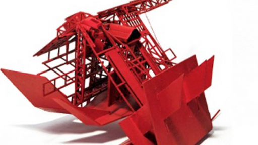 Exploratory models of Stefan van Biljon's Ghost Ship project.