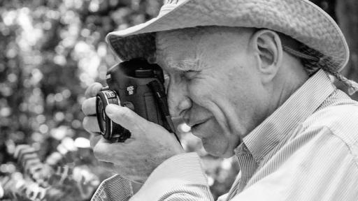 "Sebastiao Salgado in ""Salt of the Earth""."