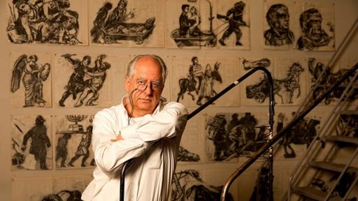 William Kentridge celebrates Rome's history with a 550-metre frieze