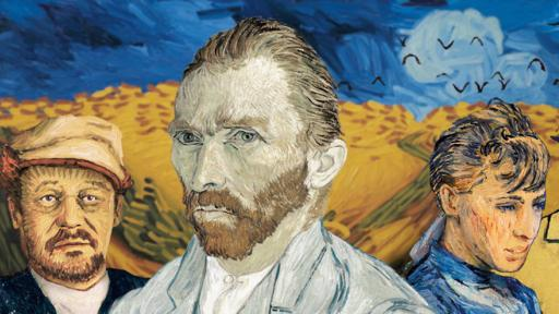 Loving Vincent, an painted animation in Van Gogh's signature style