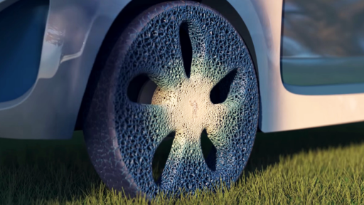 Visionary Tyre