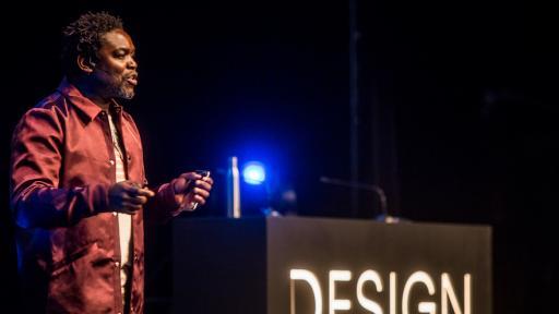 Sunu Gonera at Design Indaba 2018
