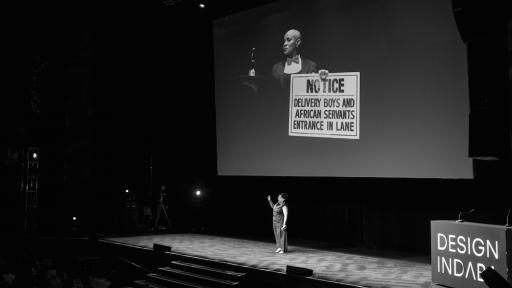 Lebo Mashile at Design Indaba Conference 2018