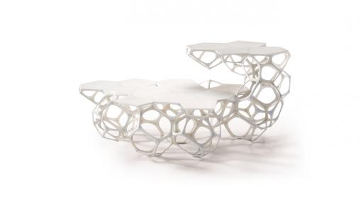 Polyhedra Coffee table by Haldane Martin