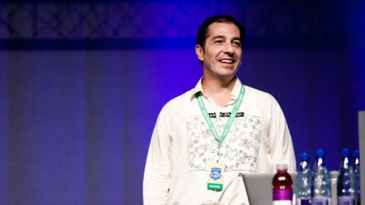 Jonathan Shapiro (aka Zapiro) of ZA News