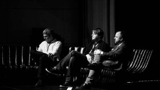 Doug Pray, Eames Demetrios, Gary Hustwit 2010