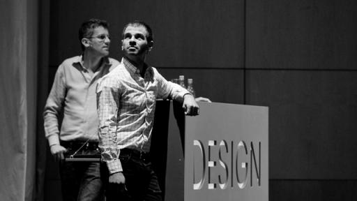 Carlo Ratti & Assaf Biderman at Design Indaba 2012
