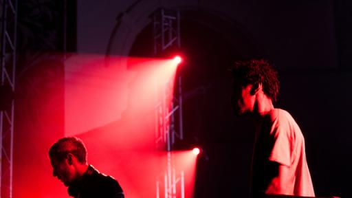 UVA and Massive Attack at Design Indaba 2012
