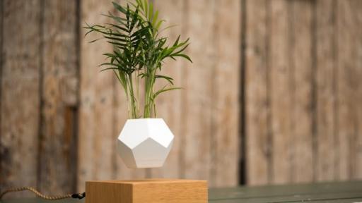 Product Design. The zero gravity Lyfe planter