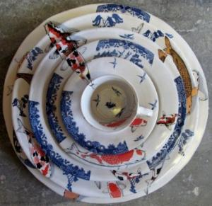 Ceramics by Mervyn Gers