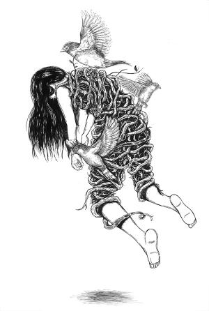 Illustration by Jade Klara.