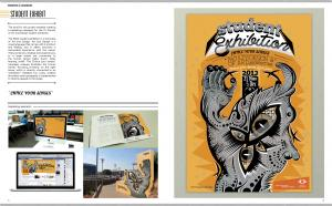 2014 Emerging Creative: Zaheer Randera.