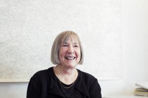 Margaret Calvert. Image: Dan Wilton