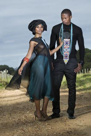 2014 Emerging Creative: Tina Ngxokolo.