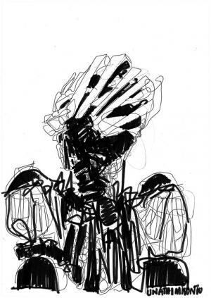 Illustration by Unathi Mkonto.