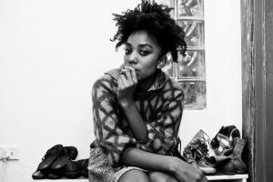Lindiwe Matshikiza. Image: Stephanie O'Connor