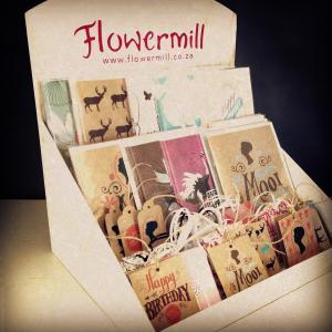 Flowermill Stationery Company.