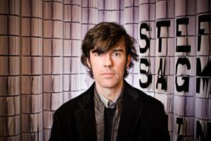 Stefan Sagmeister.