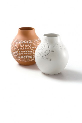 Jonsberg Vases for Ikea. Courtesy of Hella Jongerius / Ikea.