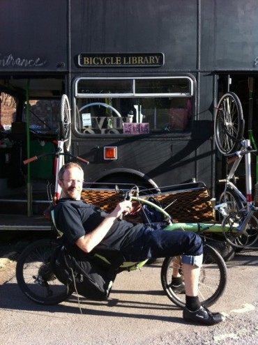 The Bicycle Library.
