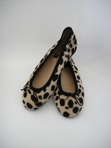 Cheetah betty pumps by Coast & Koi.