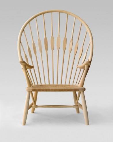 Påfuglestolen/Chair, 1947 by Hans J. Wegner. Photo: Design Museum Denmark.