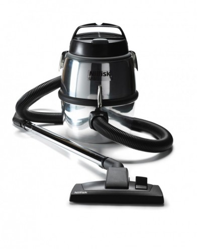 GM80 støvsuger/Vacuum cleaner, 2000 by Nilfisk. Photo: Design Museum Denmark.