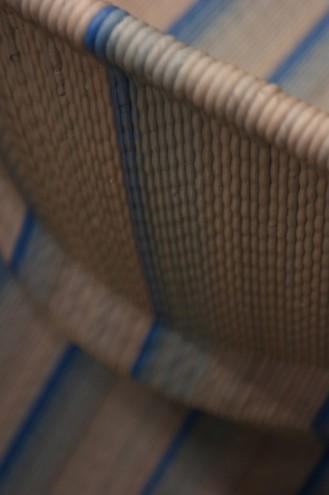 Endless chair detail by Dirk vander Kooij.