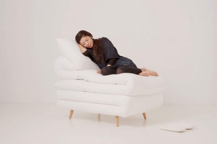 Sleepy Chair. Photo: Takahumi Yamada.