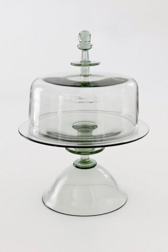 Reuben Ngwenya glassware range.