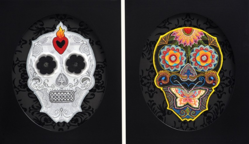 Collection Calavera by Nicola de Jager. Photo: Eric Miller.