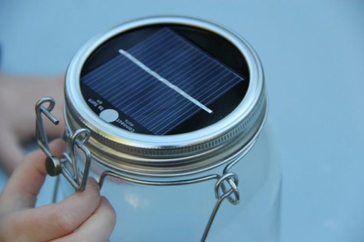 Consol Solar Jar by Ockert van Heerden and John Bexley.