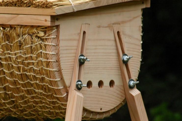 Делаем рамки для пчёл