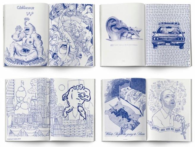 iJusi - The Ballpoint Pen edition.