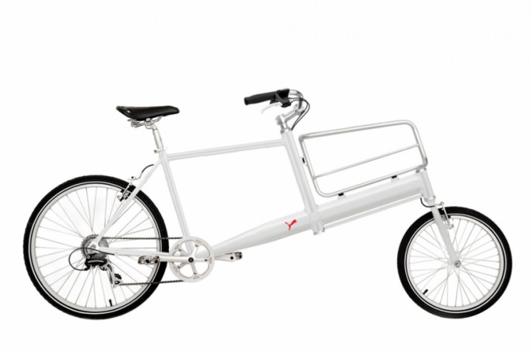 Puma Mopion bicycle.