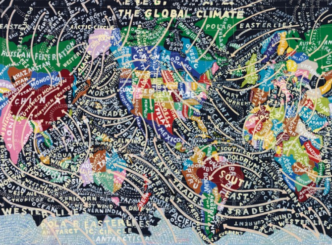 Global climate.