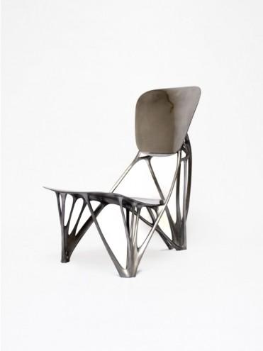 Bone chair for Droog by Joris Laarman. Photo: Bas Helbers.