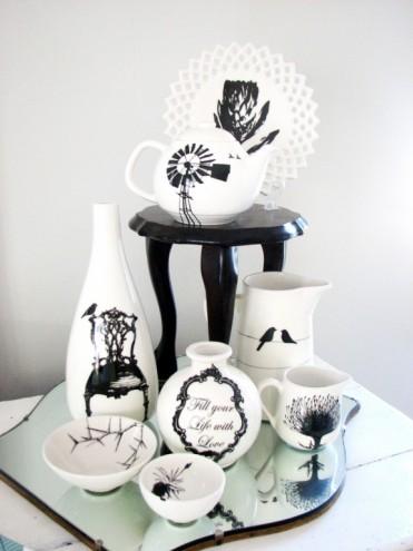 Tamarillo Ceramics.