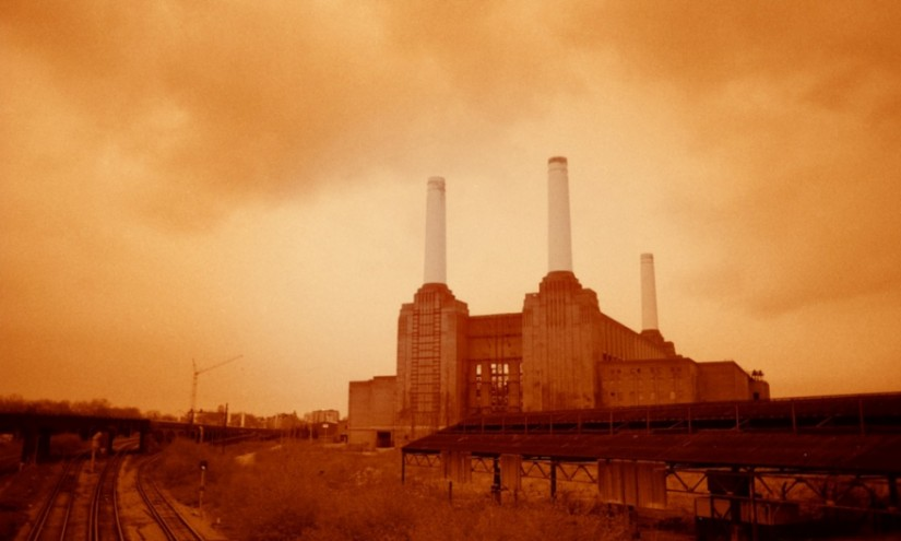 Battersea Power Station. Photo: Courtesy Design Museum.