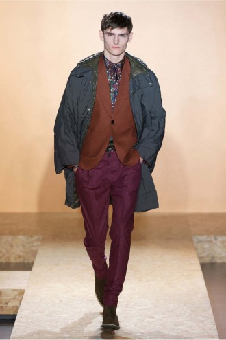 Autumn/winter 2013 Men's collection by Paul Smith. Image: © 2013 Paul Smith.