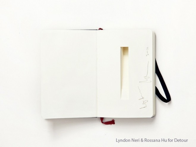 Detour by Lyndon Neri and Rossana Hu.